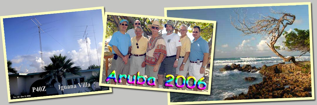 P40Z DX-Pedition to Aruba